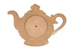 """Основа для часов """"Время пить чай"""", МДФ"""