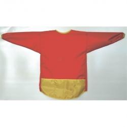 Цветик Фартук кимоно, 1050x590, 100% полиэстер, красный