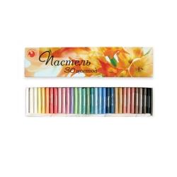 Пастель художественная, 30 цветов в картоне, Подольск