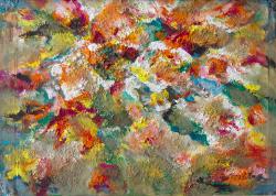 Картина на холсте «Натюрморт» Бенедиктов Г., масло, 54х77