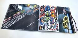 Monster Cars Создай Альбом с наклейками Крутой автомобиль