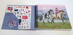 Creative Studio Карманная раскраска Лошади Мечты