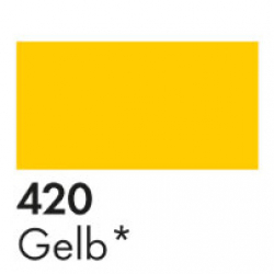 MARABU GlasART Yellow Желтая 420