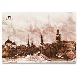 "Планшет для акварели ""Старый Таллин"", А5, 20 л."