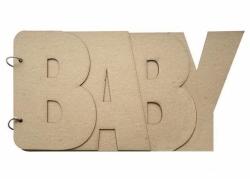 """Заготовка для альбома """"BABY"""" (5 л.)"""