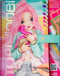 TOPModel Flamingo Альбом для раскрашивания Фламинго
