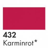 MARABU GlasART Carmine red Карминовый красный 432