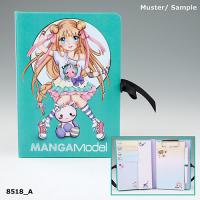 TOPModel Manga Альбом для раскрашивания Манга Manga