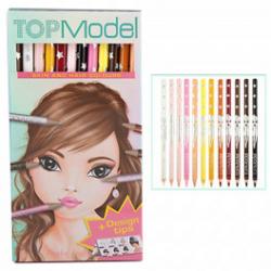 TOPModel Карандаши для раскрашивания кожи и волос